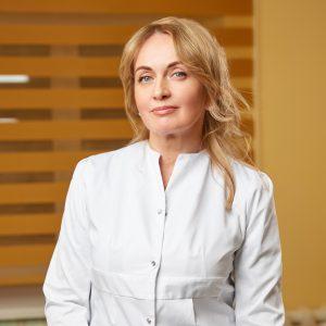 ГАЛИЦЬКА ГАЛИНА МИХАЙЛІВНА. Лікар акушер-гінеколог поліклінічного відділення з денним стаціонаром