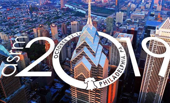 Святкування 75 Років Історії і Інновацій. ЯЦИШИН Н.Г. на конгресі Американського товариства репродуктивної медицини ASRM 2019.