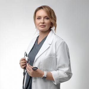 ГАЛИЦКАЯ ГАЛИНА МИХАЙЛОВНА. Врач акушер-гинеколог поликлинического отделения с дневным стационаром